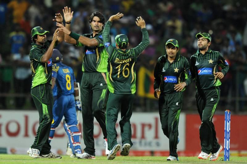 Pakistan beat Sri Lanka in third ODI by 135 runs