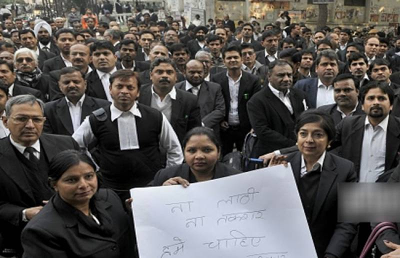 Almost every third lawyer in India is fake, Bar Council chief