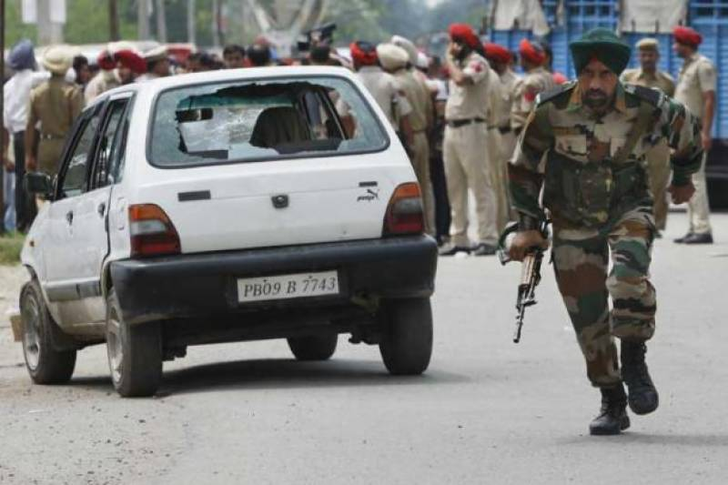 Ten killed in Indian police station siege