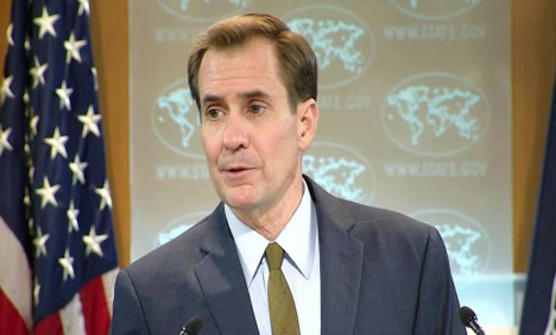 US for minimum tension between Pakistan, India