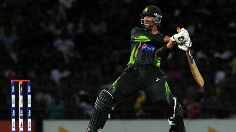 After hitting 46 runs off 22 balls Anwar says