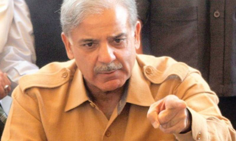 Altaf Hussain working for 'enemies of Pakistan': Shahbaz Sharif