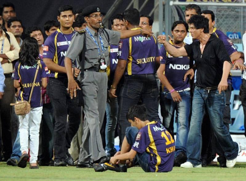 MCA ends Shah Rukh Khan's stadium entry ban