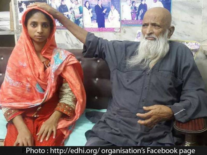 13-year-old Geeta awaits Bajrangi Bhaijaan in Karachi