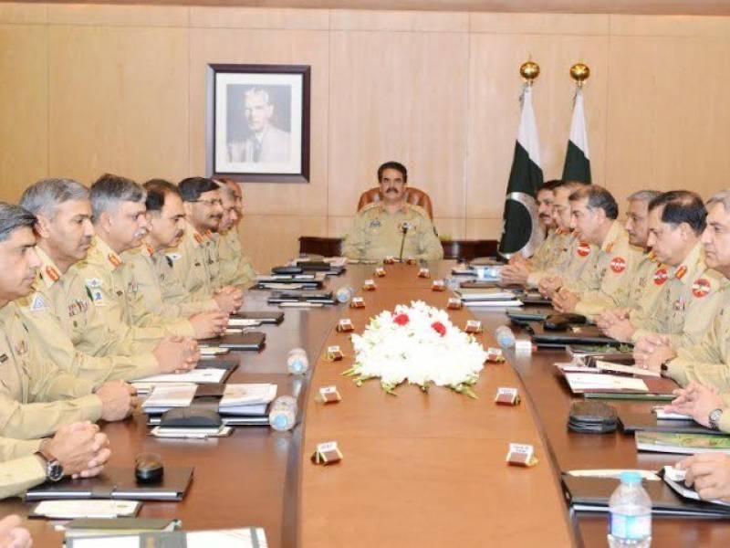 Afghan peace talks most suitable for regional stability: General Raheel
