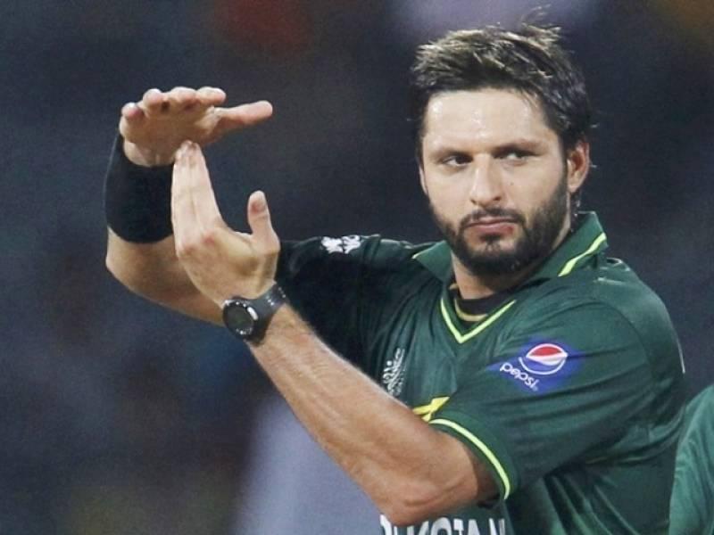 Sarfraz will get a chance in next series: Afridi