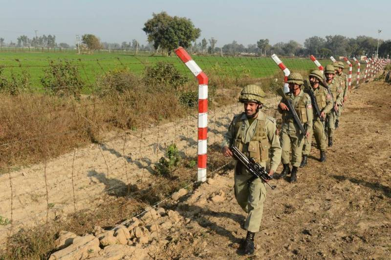 Two killed in Indian shelling on Working Boundary