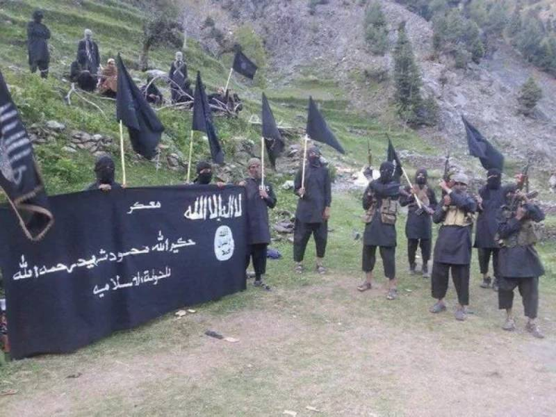 We are in Pakistan: ISIS