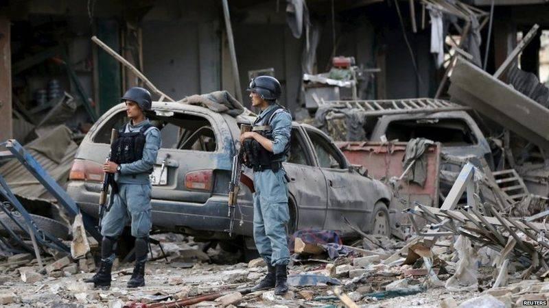 8 killed in Kabul car bomb blast