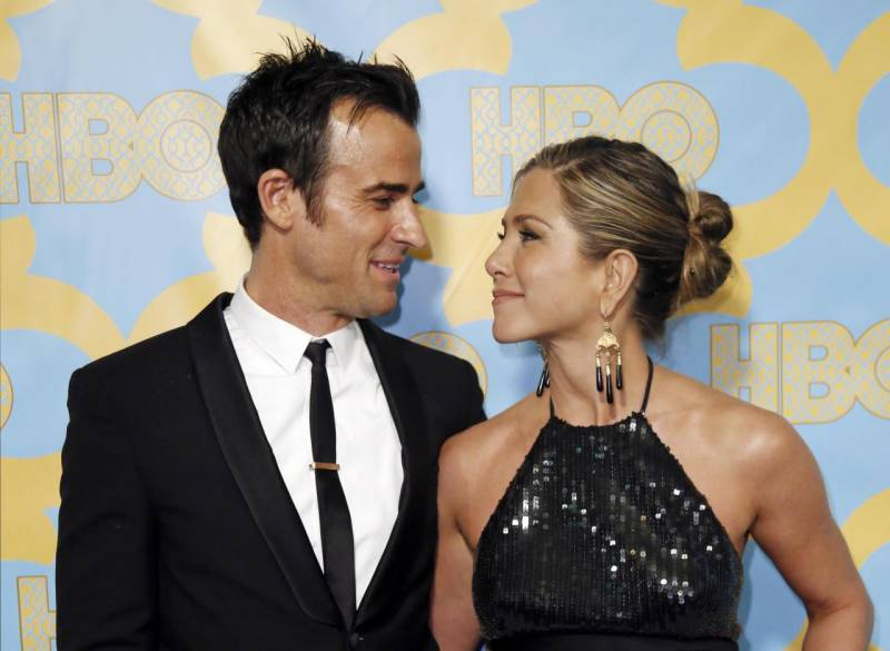 Jennifer Aniston and Justin Theroux are finally married