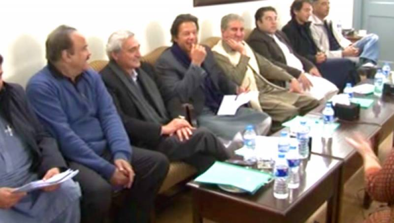 PTI members not to attend assembly session today