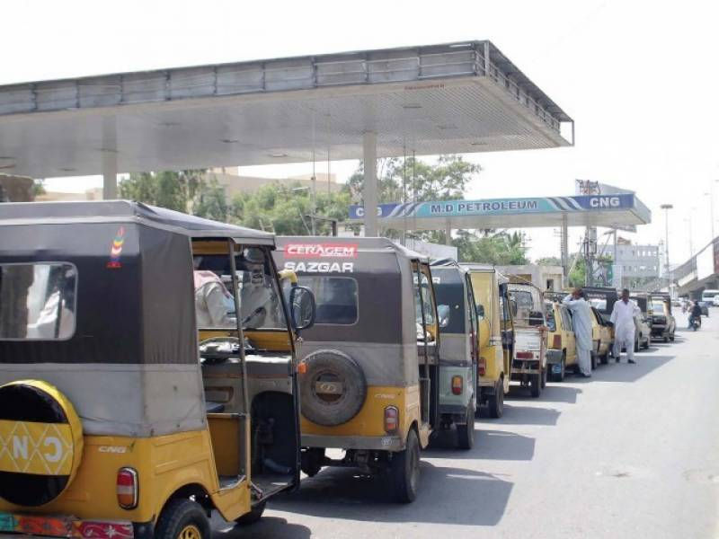 Punjab CNG sector to get gas supply from today