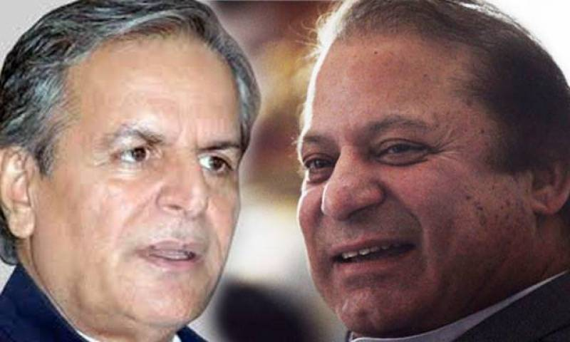 Site claims Javed Hashmi to rejoin PML-N on Independence Day, sources deny