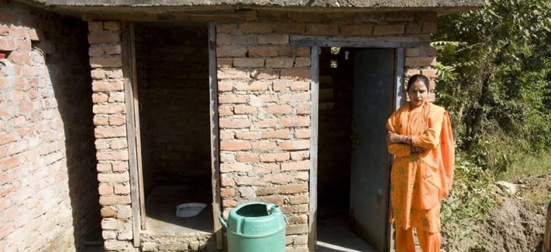 Toilets must for India's election candidates