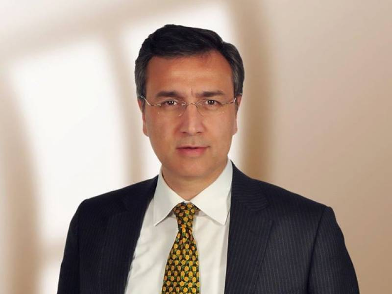 TV anchor Moeed Pirzada arrested in UAE