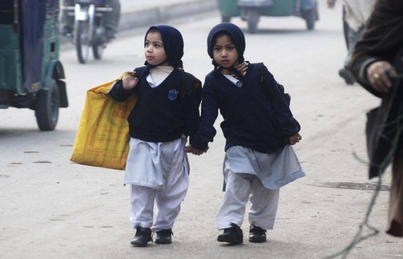Children missing due to negligence of Al-Huda School in Karachi