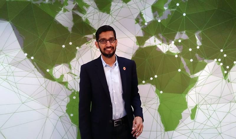 Do you know about Google's new CEO, Sundar Pichai?