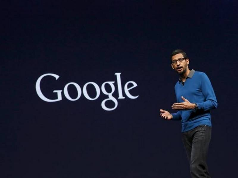 Indian Sundar Pichai named new Google CEO