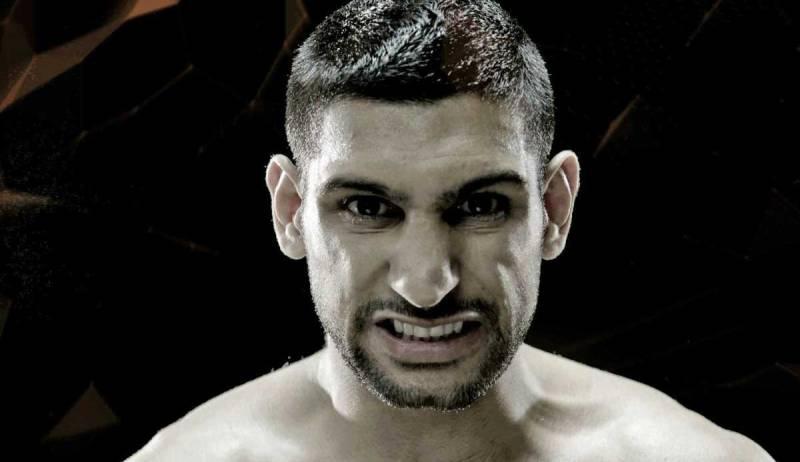 Amir Khan joins India's MMA Super Fight League