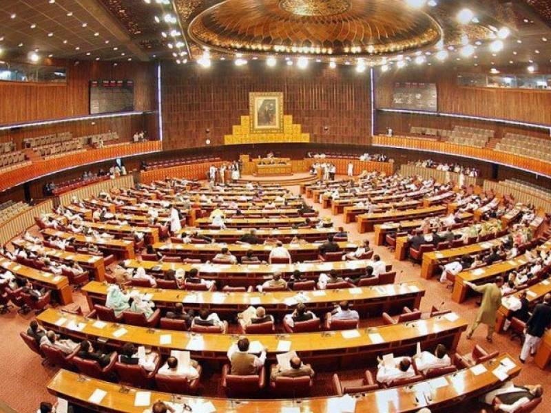 MQM lawmakers submit resignations in NA