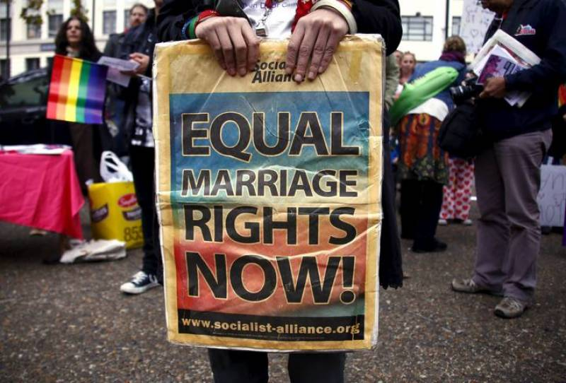 No gay marriages in Australia under the present government
