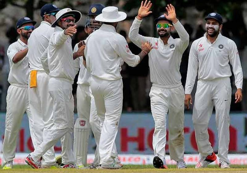 Sri Lanka 183 all out in first India Test