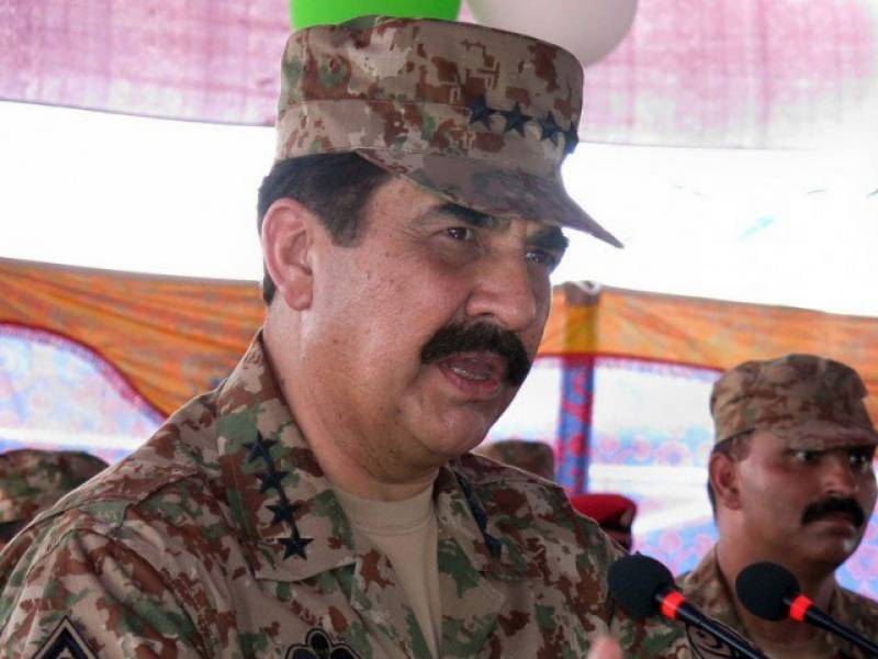 Zarb-e-Azb in final stages: General Raheel