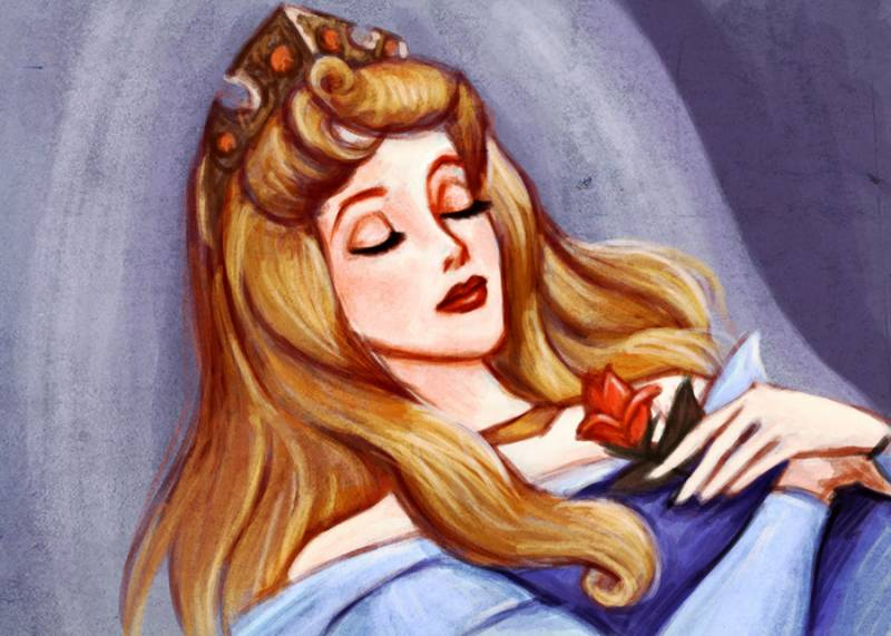 Meet the Real Life Sleeping Beauty - suffers from rare