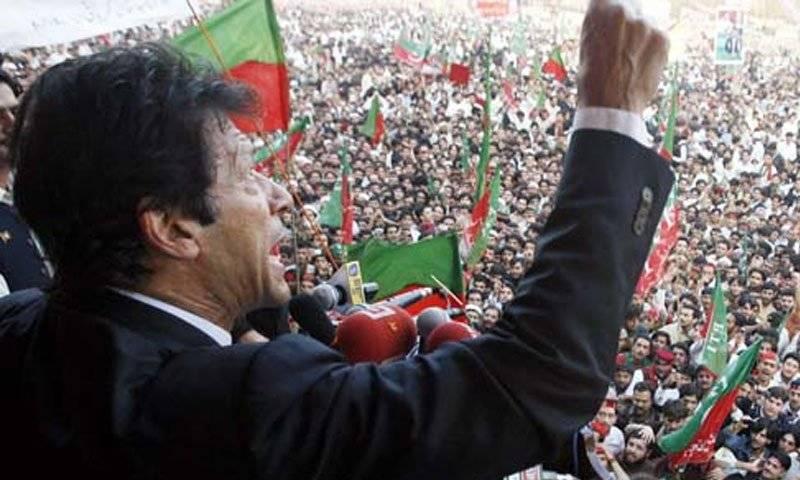 Imran Khan felicitates Jahangir Tareen