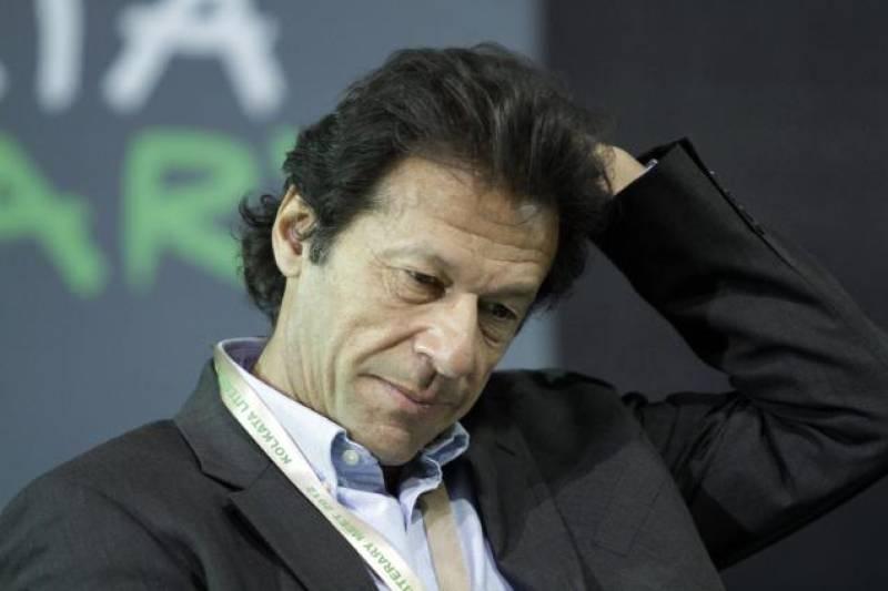 Imran Khan says ECP may file reference against him