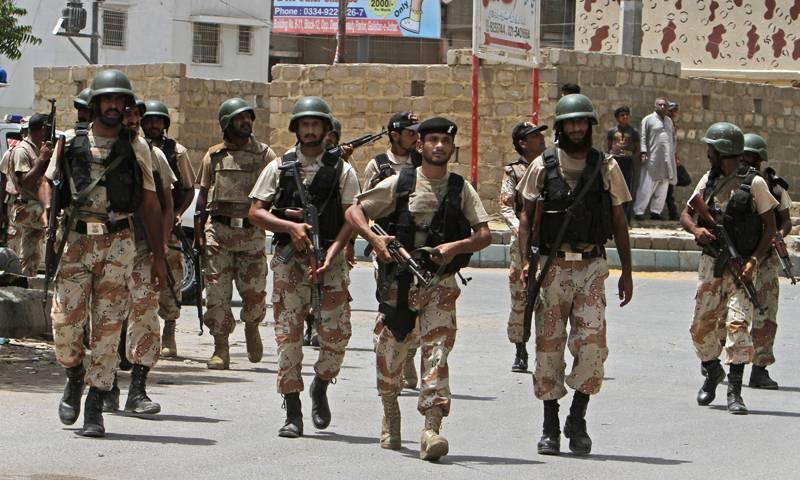 Karachi operation: Retired KMC officer arrested