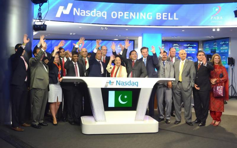 Maleeha highlights Pakistan's investor-friendly policies as she rings NASDAQ's opening bell