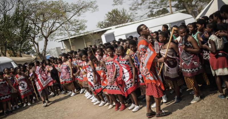 38 Swazi virgins killed in road mishap