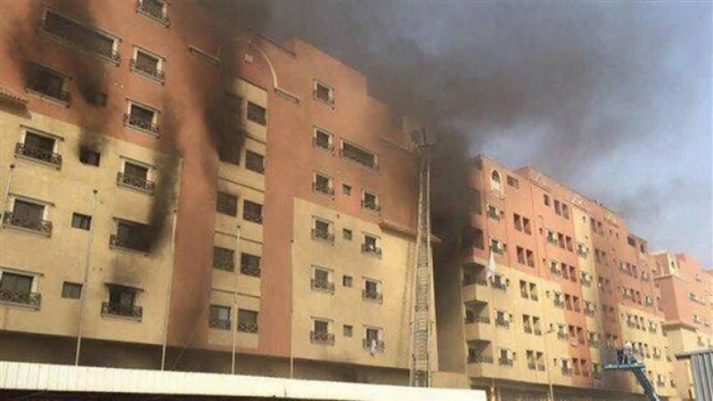 Fire leaves six dead, 200 injured in Saudi Arabia