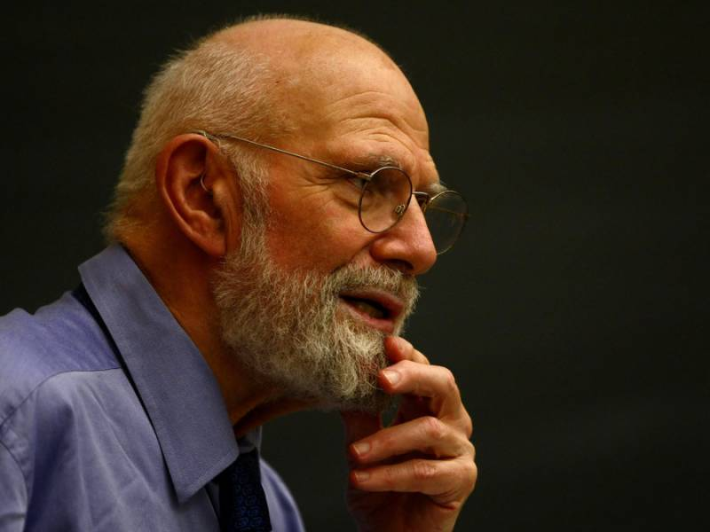 Neurologist and acclaimed writer Oliver Sacks dies aged 82