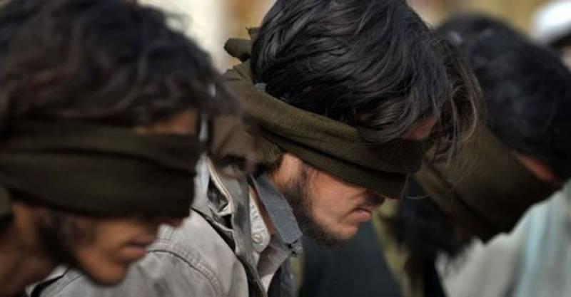 Security forces arrest 14 terrorists from Bajaur