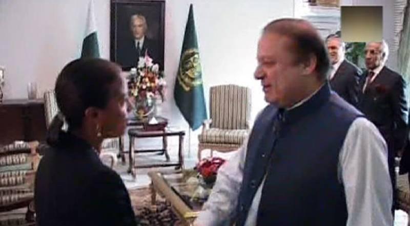 US NSA meets PM Nawaz, appreciates Pakistan's scarifies in war on terror