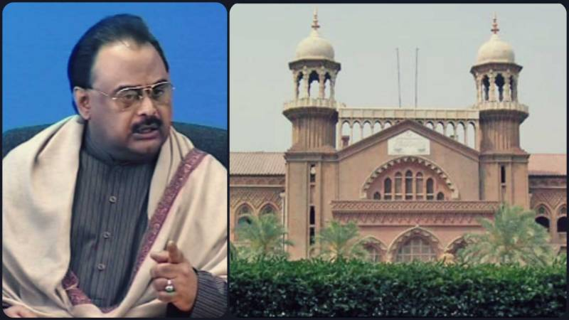 LHC orders to ban live coverage of Altaf speeches