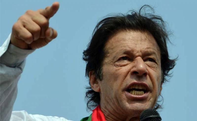 Corruption is the biggest issue of Sindh: Imran