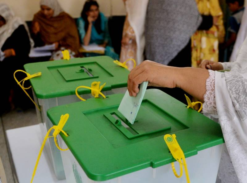 ECP's schedule for LG polls in Punjab and Sindh