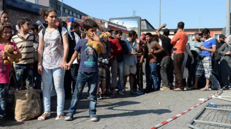 France, Germany and Italy call for reform of asylum rules
