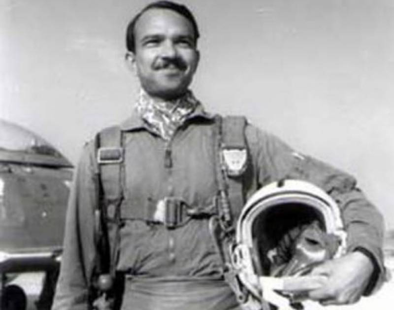 MM Alam's record of shooting down 5 Indian war planes remains unbroken