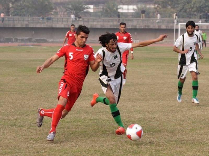 Pakistan ranked 170 in FIFA rankings
