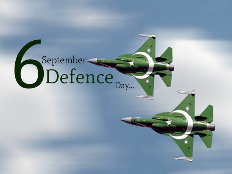 Pakistan to observe 50th Defence Day on Sunday