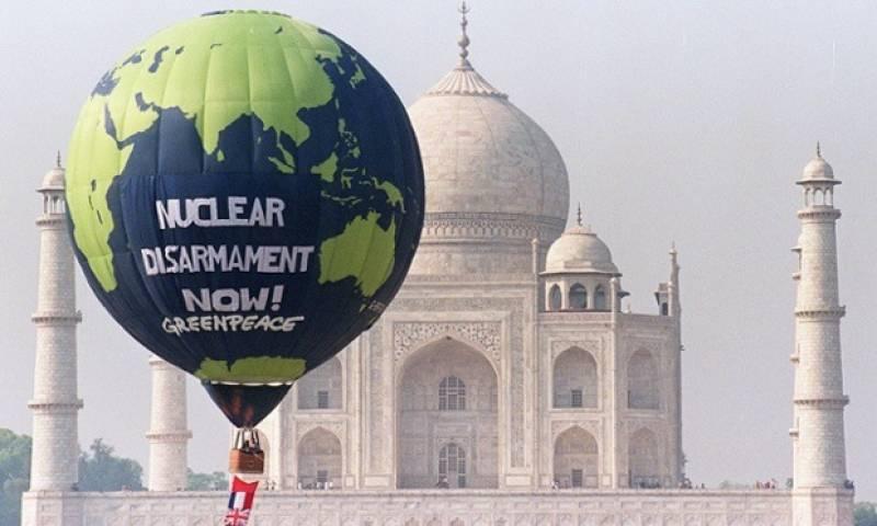 India blocks Greenpeace funding 'to silence criticism'