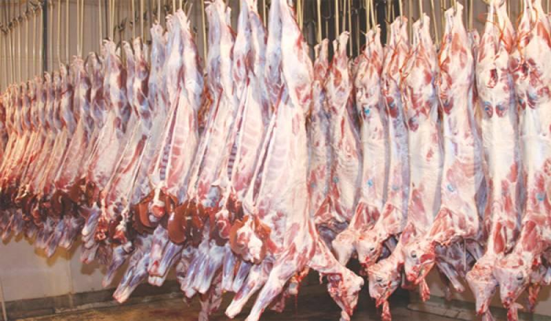 Over 1600 kg substandard meat seized in Rawalpindi