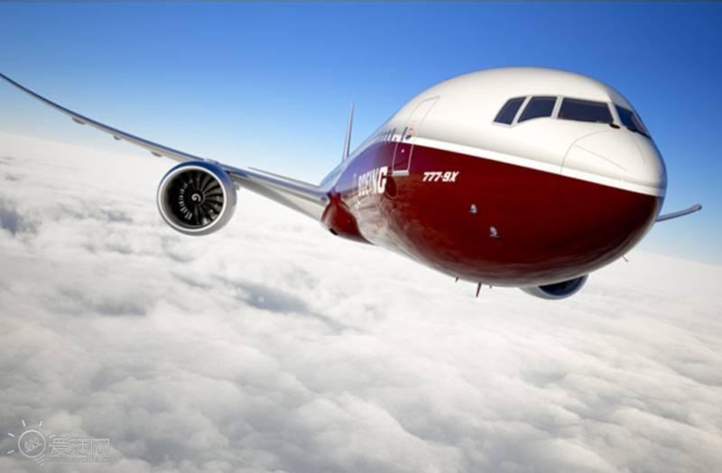 Boeing reveals the biggest passenger plane ever seen