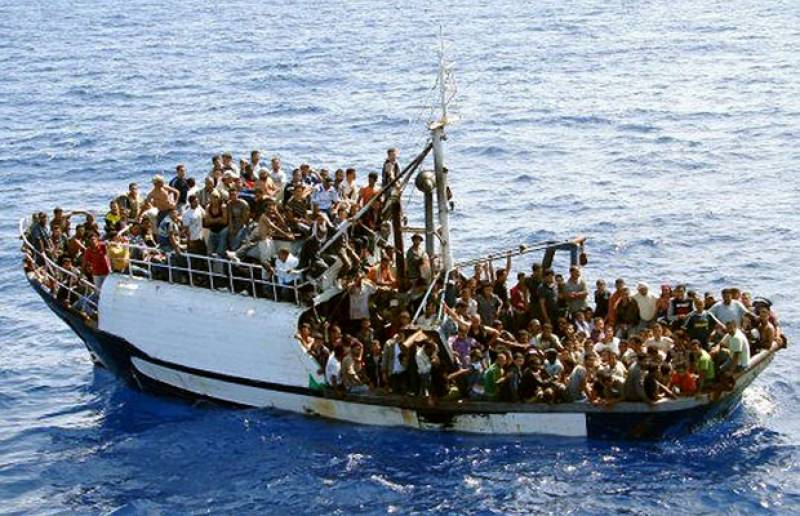 Economic migrants enter Europe in garb of Syrian refugees