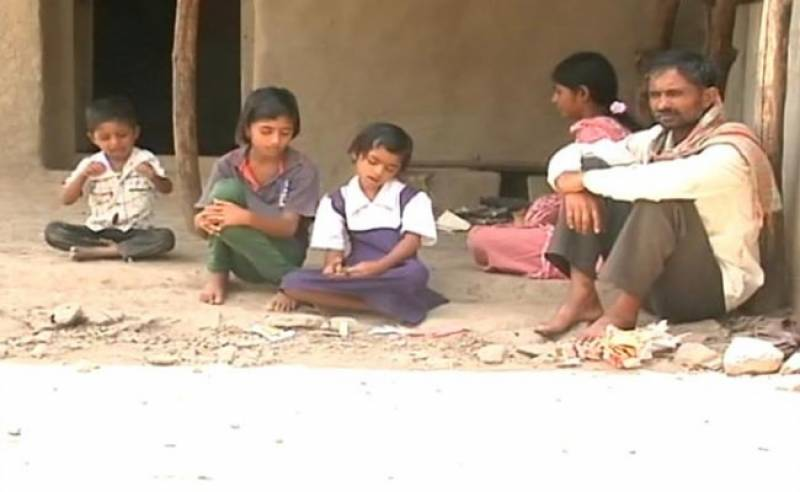 Farmers suicide in India: Unable to feed 5 children, farmer sets herself on fire