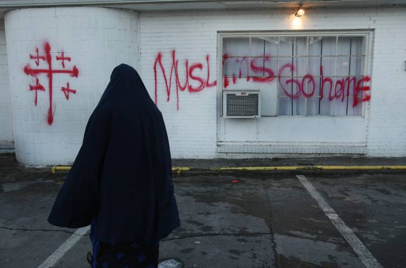 Hate crimes against Muslims on rise in London
